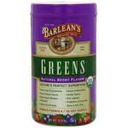 Barleans Berry Greens