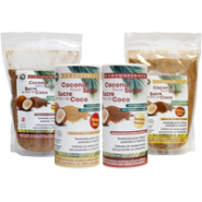 Coconut Sugar Choose Dark or Golden
