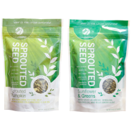Tasty Sprouted Seed Blends Choose flavour