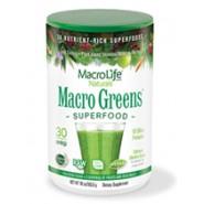 ML - Macro Greens