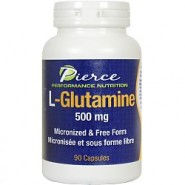 PN - L-Glutamine Powder choose size