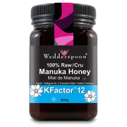 KFactor 12 or 16 100% Raw Premium Manuka Honey