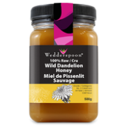 Wild/Raw Honey By Wedderspoon